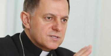 Глава римско-католического епископата Украины призвал власти не допустить изменения определения брака в Конституции