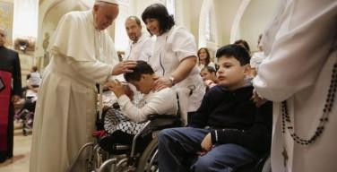 Вертолёты детской скорой помощи теперь будут приземляться в Ватикане