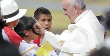 Самые яркие моменты из поездки Папы Франциска в Латинскую Америку (ВИДЕО)
