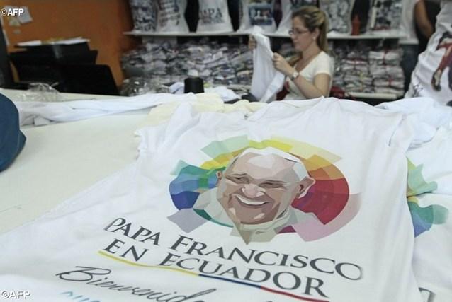 Эквадор в ожидании Папы Франциска
