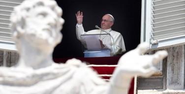 Воскресное размышление Папы Франциска перед чтением молитвы «Ангел Господень» 19 июля 2015 года