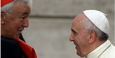 Папа Франциск — участникам Конференции Соединенного Королевства по новой евангелизации