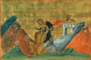 Казнь апостола Иакова Зеведеева