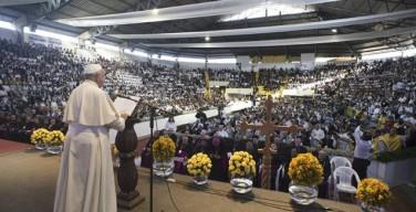 Преодолеть «духовность заппинга» и приблизиться к чужой боли. Речь Папы к монашествующим и духовенству