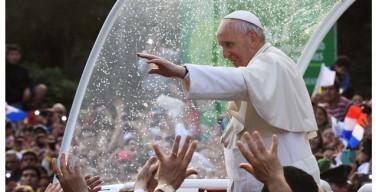 Начало апостольского визита в Парагвай. Папа: историческая память должна быть свободной от чувства мести и ненависти