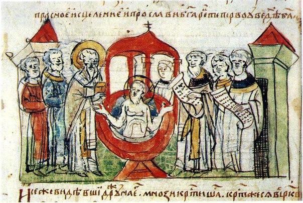 Православная и Католическая Церкви в России и Украине вспоминают святого князя Владимира