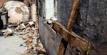 Священник-францисканец Дхия Аззиз похищен в Сирии