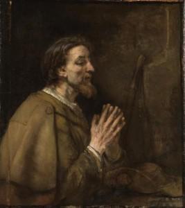 Рембрандт. Апостол Иаков
