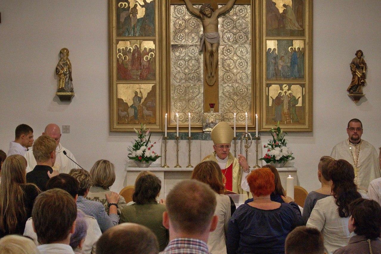 Престольный праздник в приходе Святой Анны г. Екатеринбурга (ФОТО)