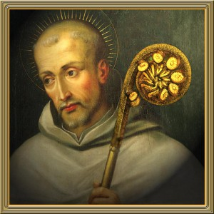 Святой Бернард Клервосский