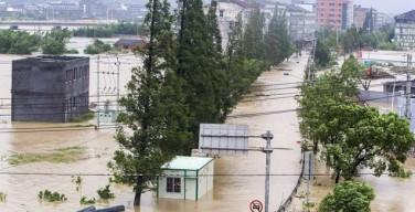 «Каритас» Швейцарии несёт помощь пострадавшим от наводнения в Азии
