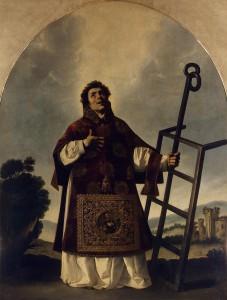 Франсиско де Сурбаган. Святой Лаврентий