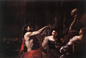 Иоанн Креститель и Ирод