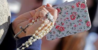 Одна молитва «Ave Maria» в день — о семье