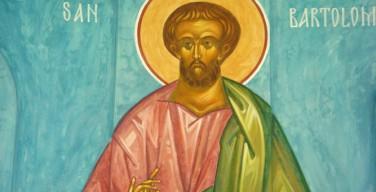 24 августа. Святой апостол Варфоломей. Праздник