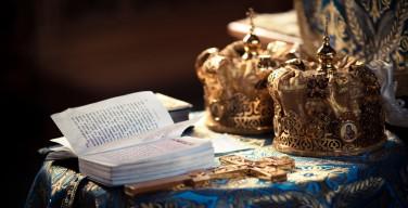 В РПЦ публикован проект документа «О церковном браке»