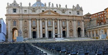 Ватикан подвел итоги за 2014 год
