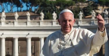 Сотая, юбилейная, общая аудиенция Папы (ФОТО)