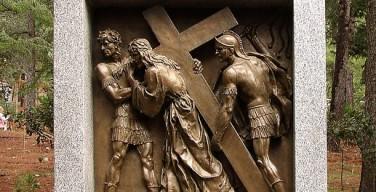 Недалеко от Мадрида по приказу мэра удалены Станции Креста