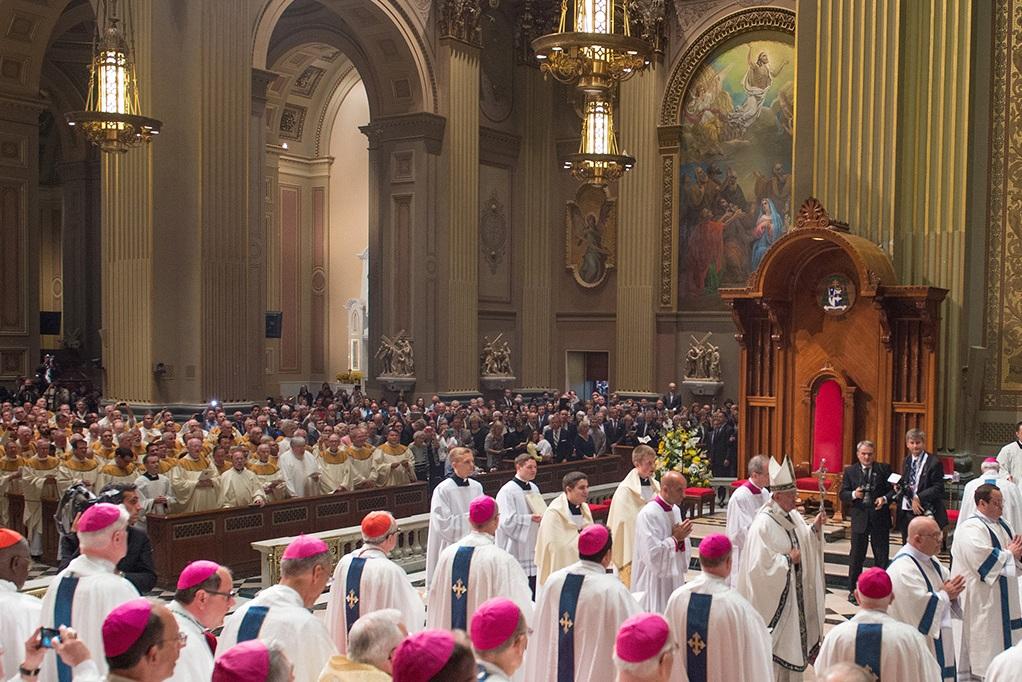 Папа — духовенству Пенсильвании: будущее Церкви — в активном участии женщин и мирян