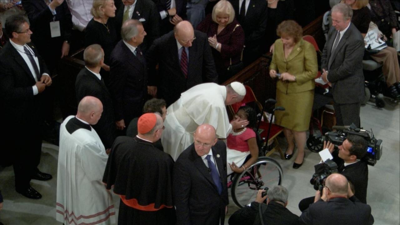 На вечерне в Нью-Йорке Папа выразил сочувствие мусульманам после трагедии в Мекке