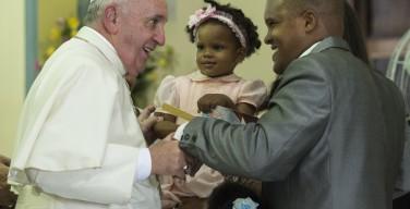Последняя встреча Папы на Кубе: семья защищает от индивидуализма и манипуляций