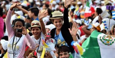 Папа — кубинской молодёжи: не бойтесь мечтать