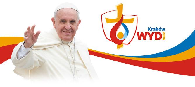 Послание Папы на Всемирный День Молодёжи в Кракове: войти в логику милосердия Бога