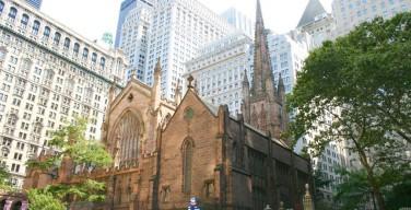 """Нью-Йоркская Троицкая церковь судится с торговой сетью """"Wal-Mart"""""""