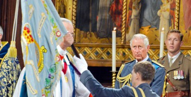В Вестминстерском соборе Лондона прошла служба в память 75-летия начала «Битвы за Британию»