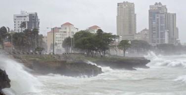 Папа скорбит о жертвах урагана «Эрика»