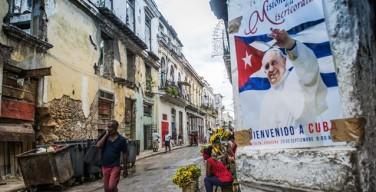 Перед Папским визитом Куба предоставит амнистию 3.522 заключенным