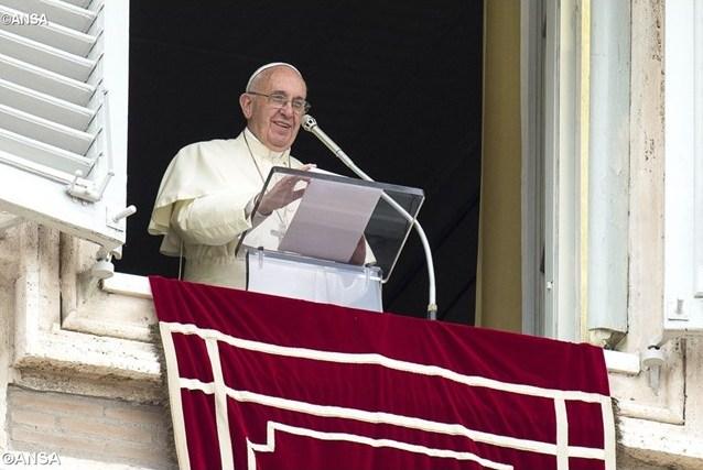 Воскресное размышление Папы Франциска перед чтением молитвы «Angelus» 13 сентября2015: отказаться от мирского образа мышления