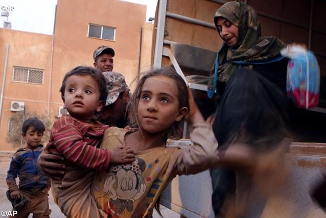 Папа: международное сообщество не замечает ситуации в Ираке и Сирии