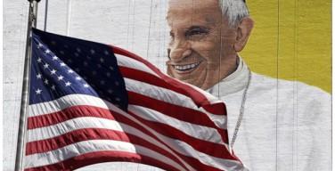 Папа пообщался с верующими США