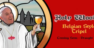 В честь Папы Римского в Филадельфии выпущена ограниченная партия пива крепостью 9,75%