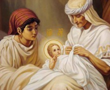 8 сентября. Рождество Пресвятой Богородицы