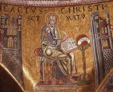 21 сентября. Святой Матфей, Апостол и Евангелист. Праздник