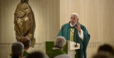 Папа: кто не умеет прощать, тот не христианин