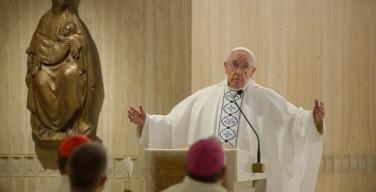 Папа: Церковь — это мать, а не суровая ассоциация