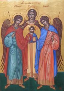 Три Архангела