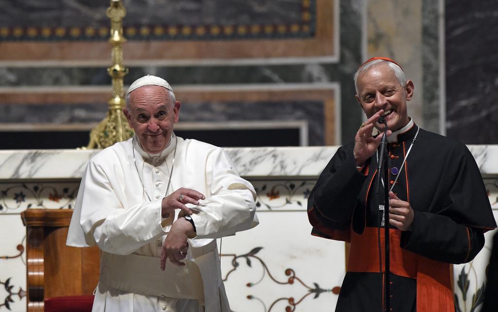 Папа в Вашингтоне (фотозарисовка)