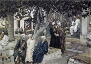 Пир в доме Левия Матфея