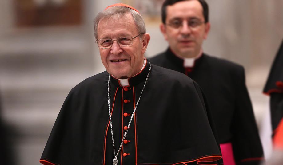 Кардинал Вальтер Каспер: 12 тезисов о милосердии