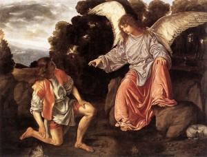 Товия и архангел Рафаил