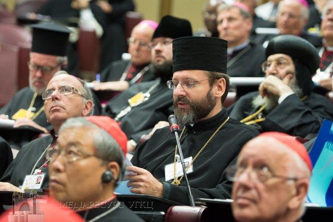 Верховный архиепископ Киевский и Галицкий рассказал об итогах Синода