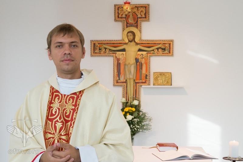 о. Виталий Костюк, OFM: «Францисканская харизма универсальна»