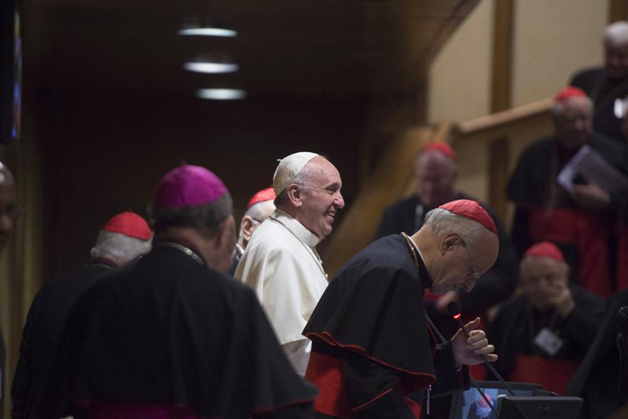 Папа Франциск: Синод Епископов подтвердил, что Евангелие – это не «доктрина мертвых камней», а постоянный источник новизны