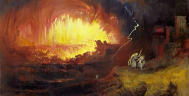 Американские археологи заявили об обнаружении библейских городов Содома и Гоморры