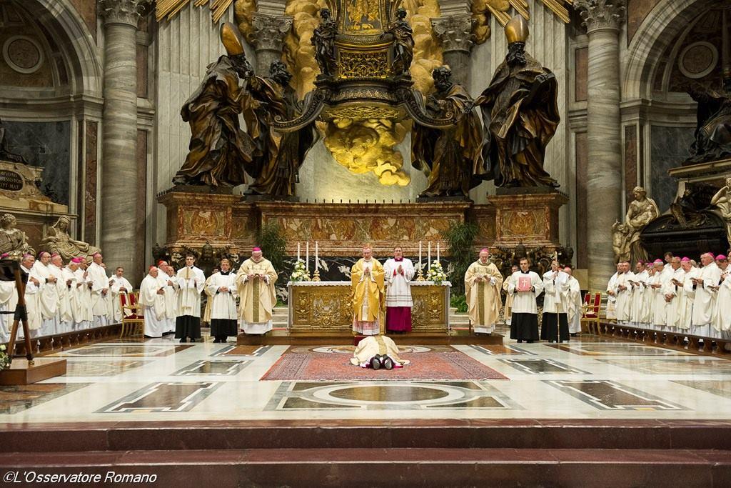 Кардинал Паролин хиротонисал нового нунция в Ираке монс. Мартина